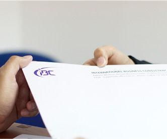 IBC Office envelopes