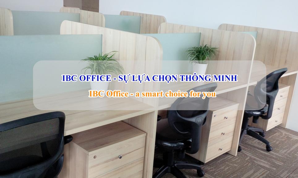 IBC Office – sự lựa chọn thông minh-IBC Office – a smart choice for you